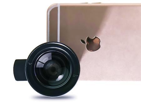 เลนส์เสริม iPhone 6